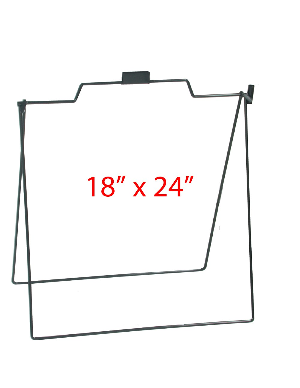 18x24 Foldable Wire Stand (FW1824) *20 in stock*