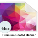Matte Banner - 14oz. Premium Coated Banner