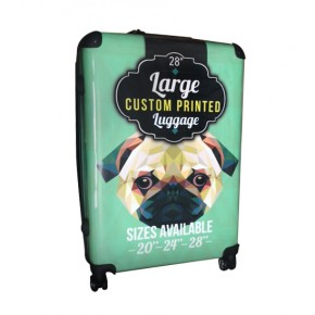 "Custom Printed Luggage - 28"" Large"