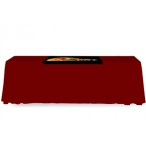Table Runner - Full Color / 5 Ft. Open Back