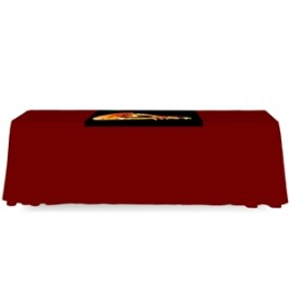 Table Runner - Full Color / 2 Ft Open Back
