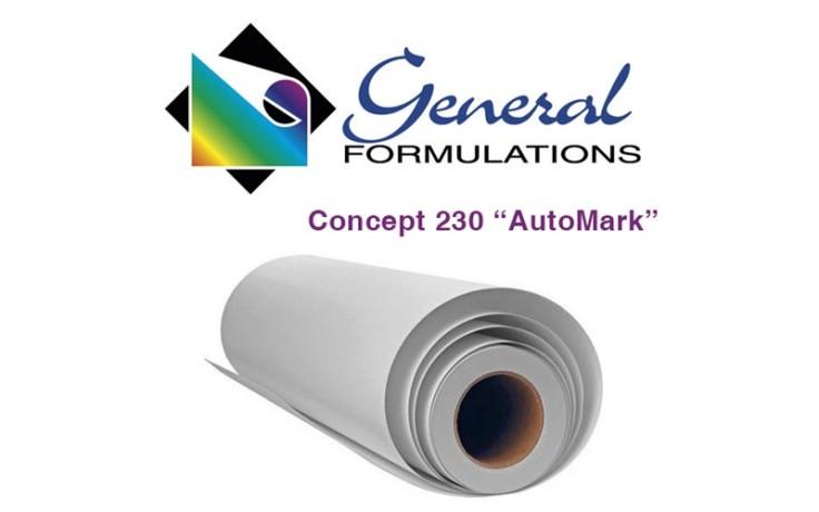 Car Wrap Cast Vinyl - (GF230 Automark Vinyl)