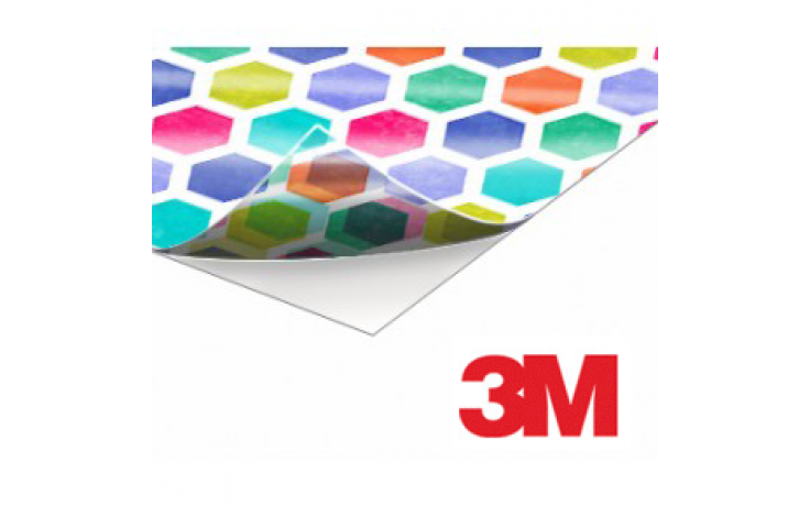 Clear View - Optically Clear Vinyl (3M IJ8150)