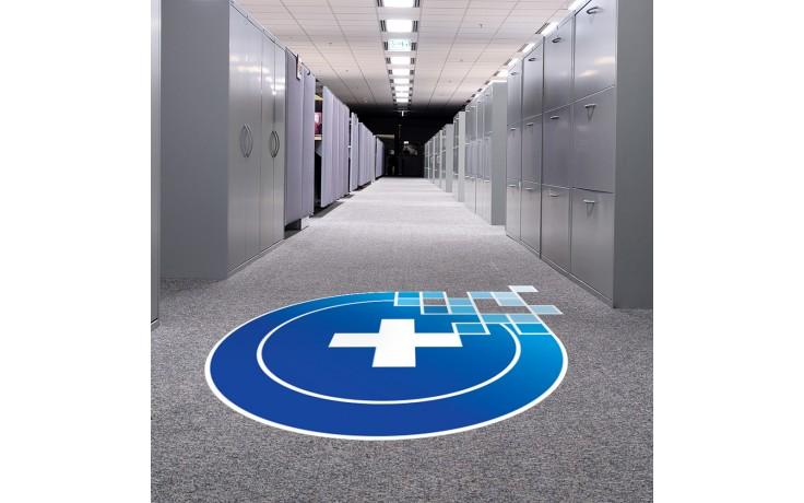 Carpet Floor Combo - Briteline Carpet Film - IM3211 + Briteline Floor Film Overlaminate - OLFL309