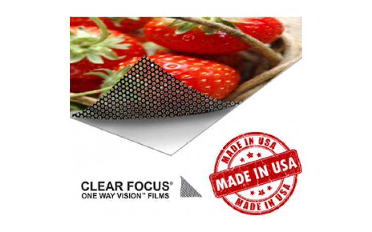 Perforated Vinyl (Clear Focus 40/60)