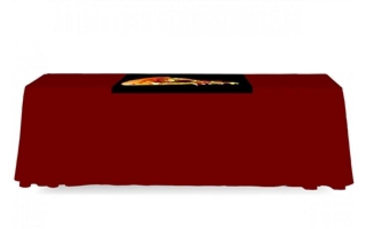 Table Runner - Full Color / 3 Ft. Open Back