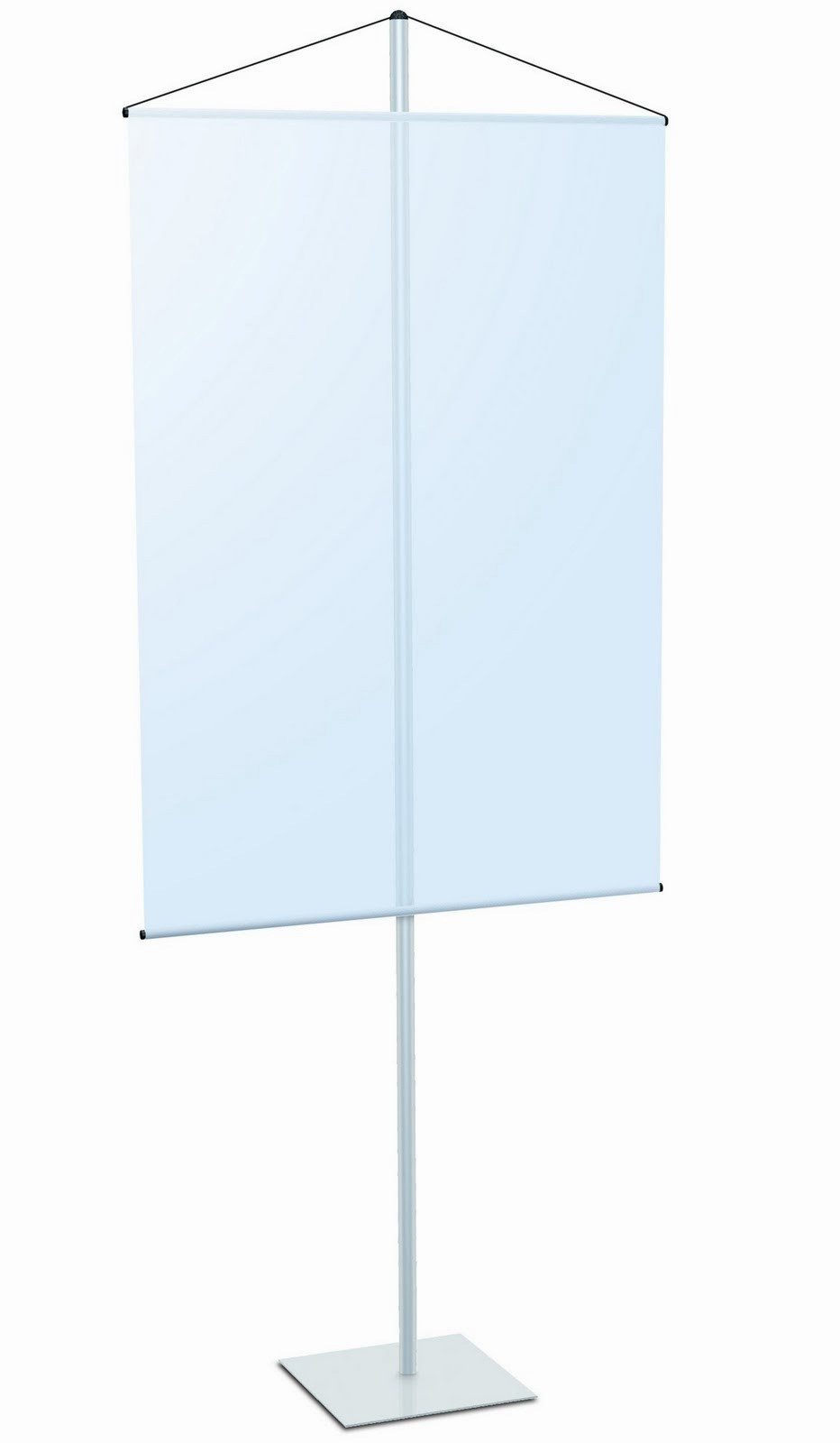 """Budget Banner Stand 30"""""""