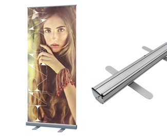 "47"" Standard Retractable - Stand Only"