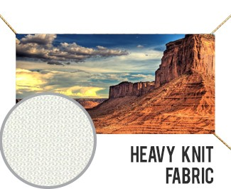 Heavy Knit Fabric