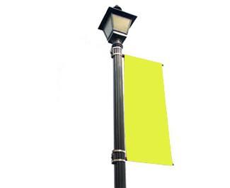 Street Pole Banner Brackets (Single Side)
