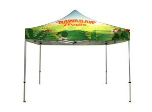 10x10 Custom Classic Canopy (Dye Sublimated)