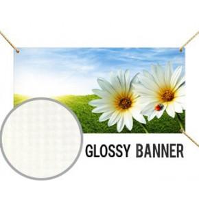 Glossy Banner - Ultraflex Superprint Plus Glossy 13oz. Scrim