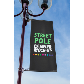 Wholesale Large Format Printing Street Banners